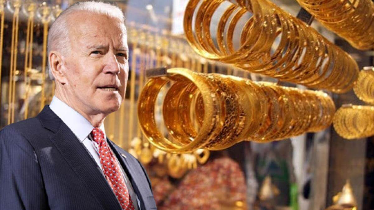 Biden 1,9 trilyon dolarlık Amerikan Kurtarma Planı'nı açıkladı! Altın fiyatları hareketlendi