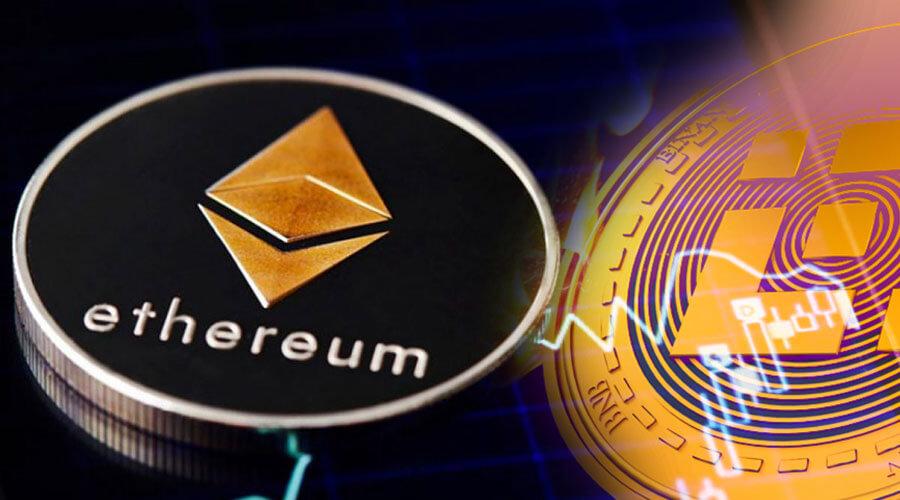 Ethereum ve Binance Coin Uçuyor