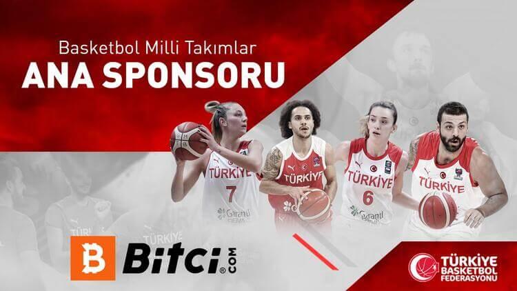 Türkiye Basketbol Federasyonu ile Bitci TeknolojiArasında Sponsorluk Sözleşmesi İmzalandı