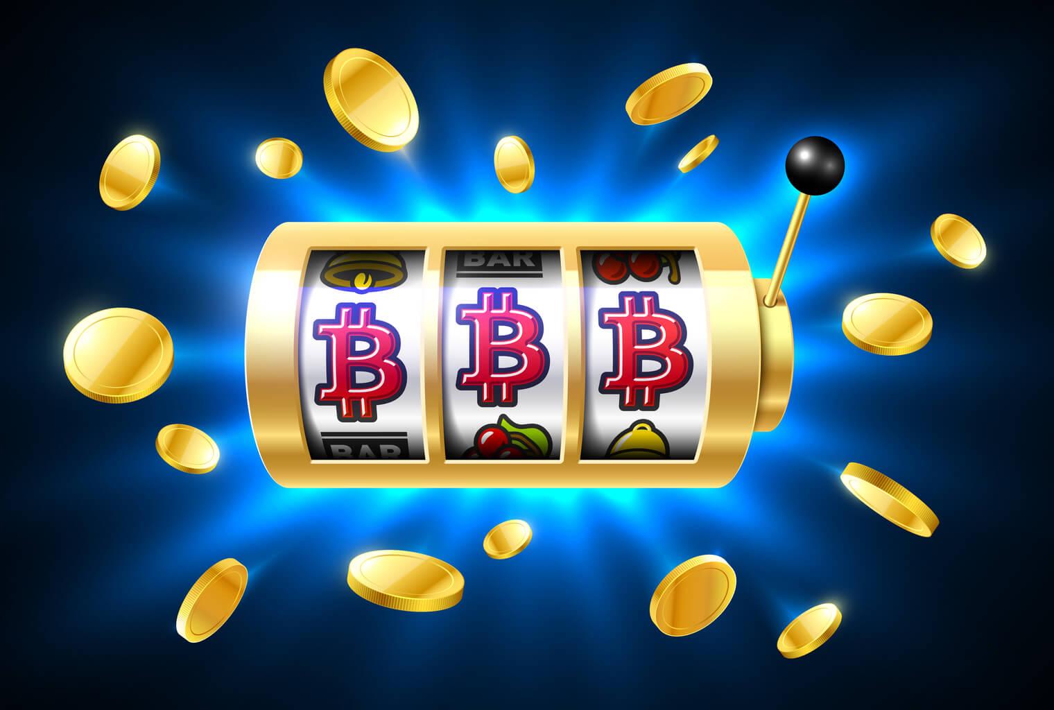 Slot Makinelerde Bitcoin kullanılacak