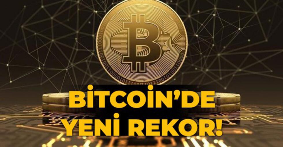 Sonunda Bitcoin fiyatı 34.000 dolar oldu