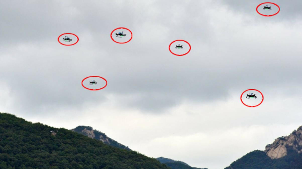 Türkiye sürü İHA teknolojisiyle havada dengeleri alt üst edecek