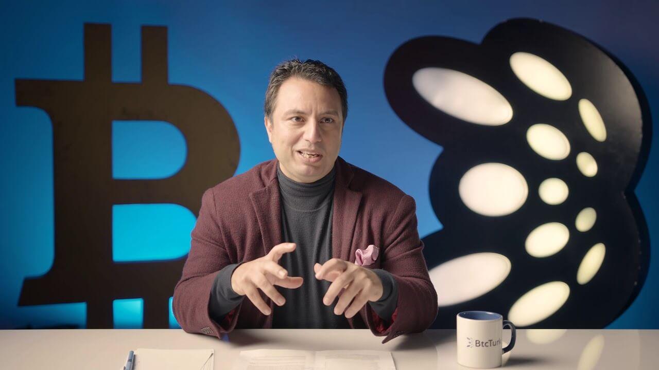"""Yalın Alpay ile """"Bitcoin ve Sanat"""" Bölüm 5: Dijitalin Katarsisi"""