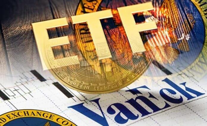 Leah Wald Bitcoin için ETF Başvurusu Yaptı