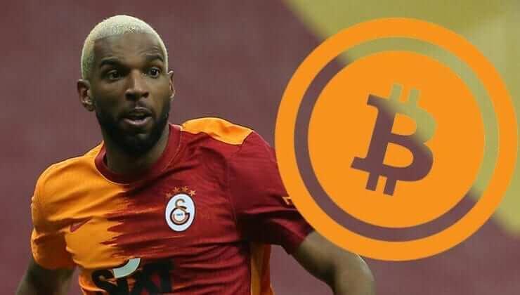 Galatasaray'ın Hollandalı yıldızından Bitcoin alın çağrısı