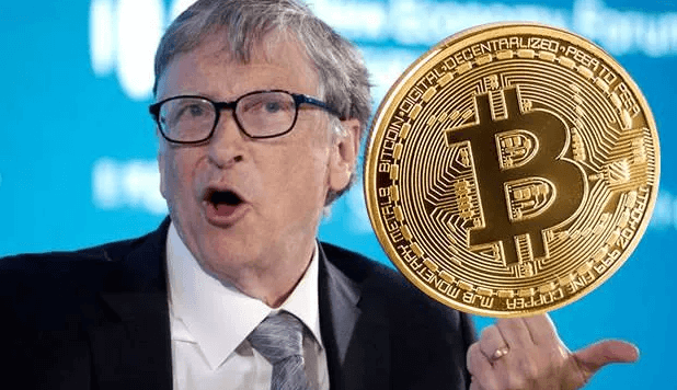 Bill Gates ve Bitcoin