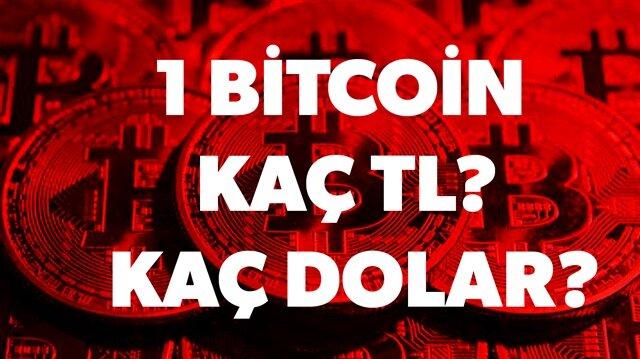 Güncel Bitcoin Fiyatı