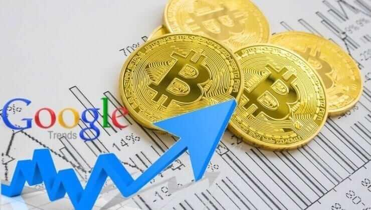 Google'da Kripto Para Aramaları Rekor Kırdı