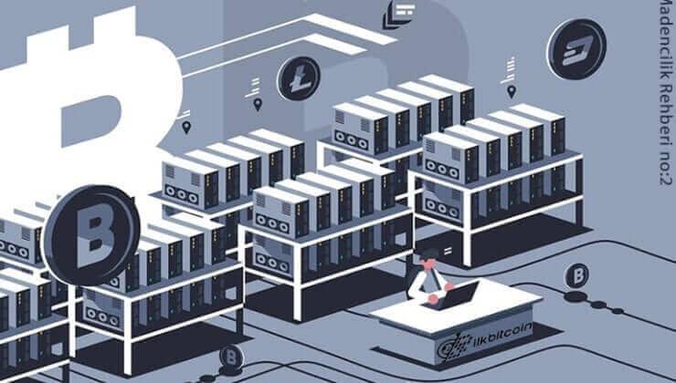 Bitcoin Madenciliği Tam Olarak Nasıl Çalışıyor ?