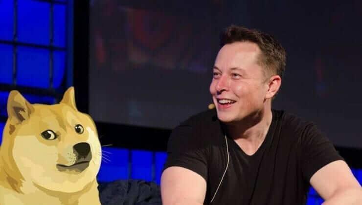 Serseri Çocuk Elon Musk'tan Dogecoin