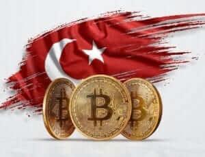 Türkiye, en çok kripto para kullanılan ülke sıralamsında Avrupa birincisi, dünya dördüncüsü.