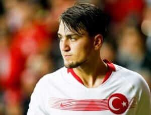 BtcTurk, A Milli Takım Futbolcusu Cengiz Ünder'in Sponsoru oldu
