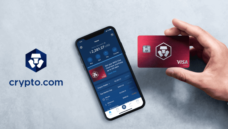 Kripto kart sağlayıcısı Crypto.com, Visa ile ortaklık kurdu
