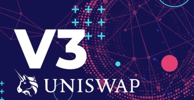 Uniswap V3'ün başlatılmasıyla birlikte önemli bir artış gösterdi