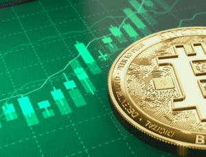 Bitcoin grafiği, 2013'ten bu yana ilk kez böyle bir yükseliş gözlendi