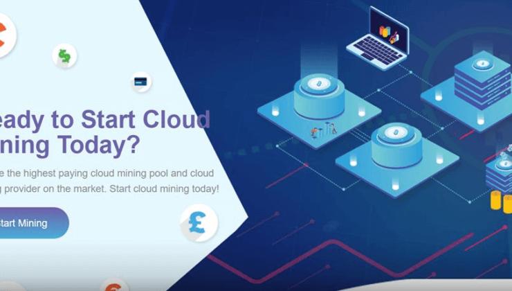 Nhash Cloud Mining hizmeti ile 30 $'lık ücretsiz kupon kazan