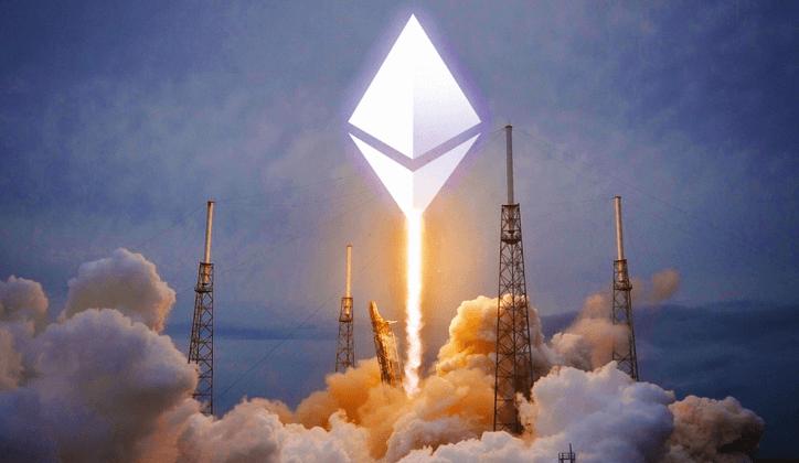 Ethereum fiyatı yeni rekora doğru ilerliyor