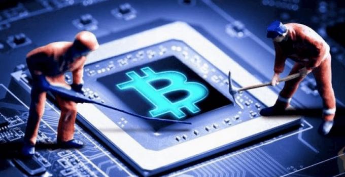 Bitcoin Madencileri Rekor Miktarda Birikim Yapıyor