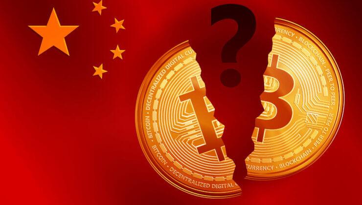 Çin'de Bitcoin Depremi Yaşanıyor