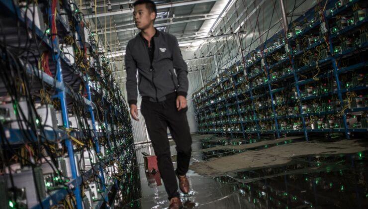 Çinli Bitcoin Madencilerini Zor Günler Bekliyor