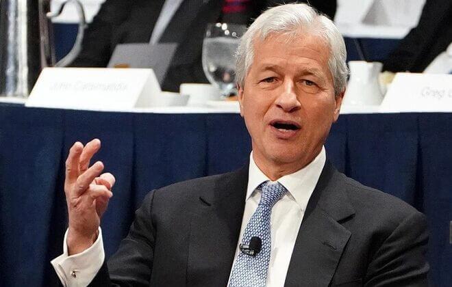 JPMorgan'ın CEO'su Bitcoin Hakkında Düşüncelerini Açıkladı