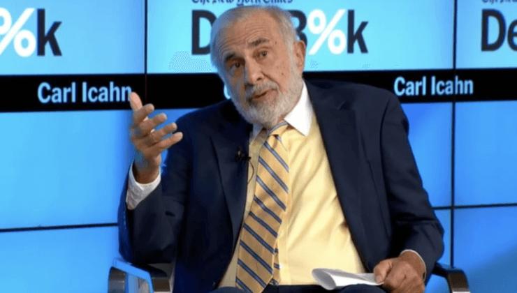 Milyarder Carl Icahn: Kripto açıklaması