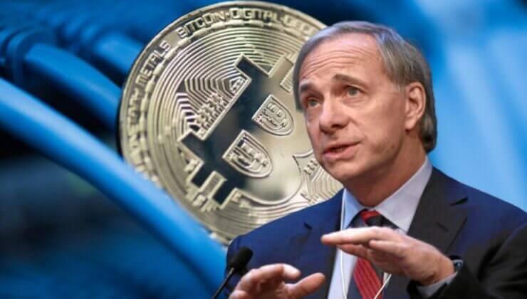 """Ray Dalio'dan """"Biraz Bitcoin'im Var"""" Çıkışı"""