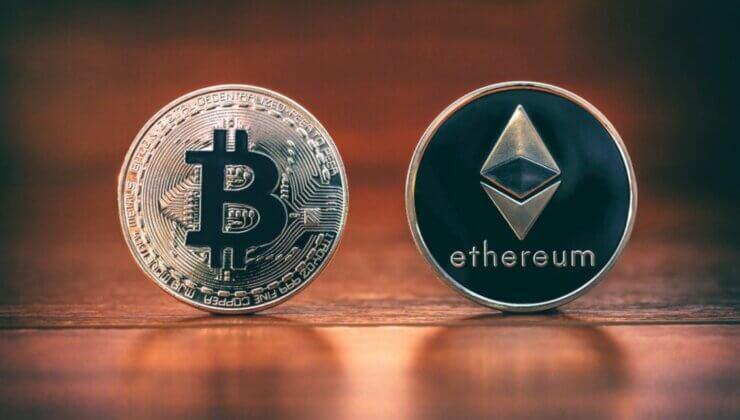 Ethereum vadeli işlemleri Bitcoin'i geçti! Roller değişiyor