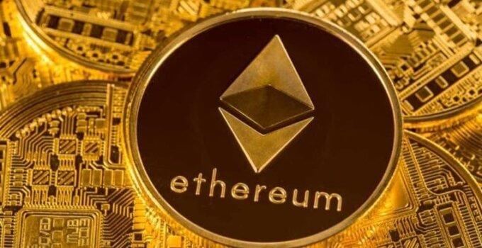 Ethereum 4 bin doları tarihte ilk kez geçti