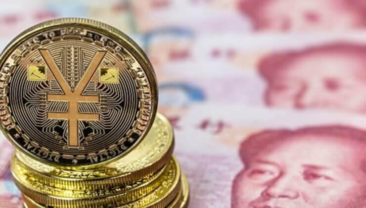 Çin, Şangay'da 3 Milyon Dolarlık Dijital Yuan Dağıtacak