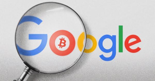 Google, Kripto Reklam Yasağını Kaldırdı
