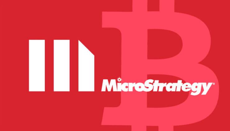 Bitcoin fiyatıyla birlikte MicroStrategy hisseleri de çakıldı