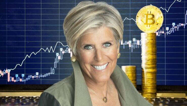 Ünlü Finansçı Suze Orman Bitcoin'i Sevdiğini Açıkladı
