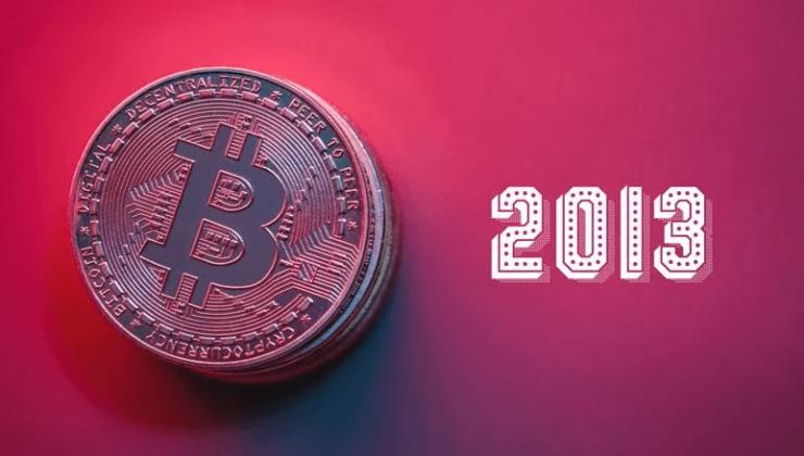 Bitcoin'in fiyat performansı giderek 2013'e benziyor
