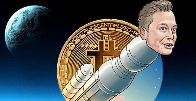 Yaramaz çocuk Elon Musk: Bu sefer profil resmi Bitcoin!