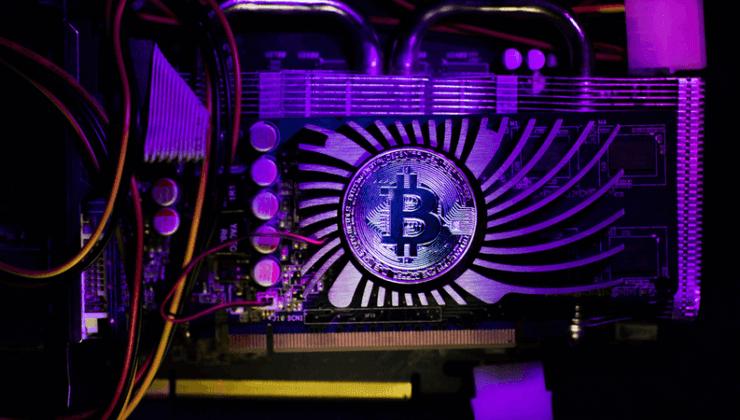 Bitcoin hash oranı son 8 ayın en düşük seviyesinde