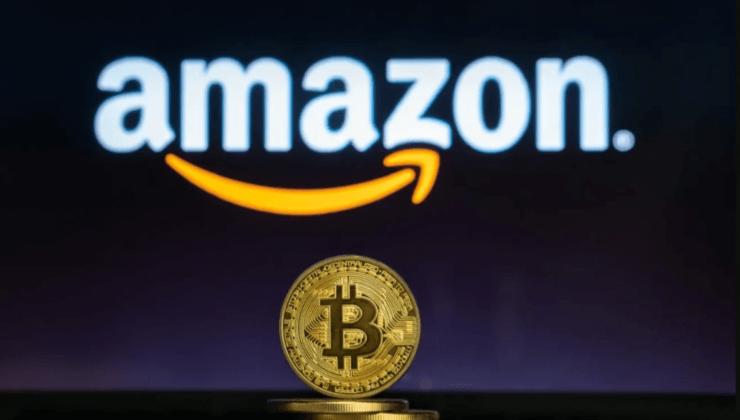 Amazon Bitcoin ödemelerini kabul edecek