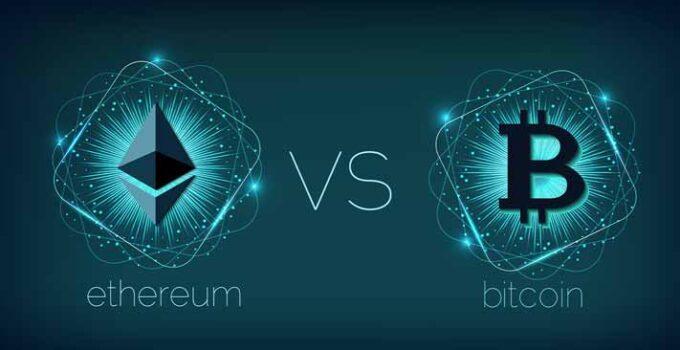 Coinbase'de Ethereum Hacim Olarak Bitcoin'i Geçti