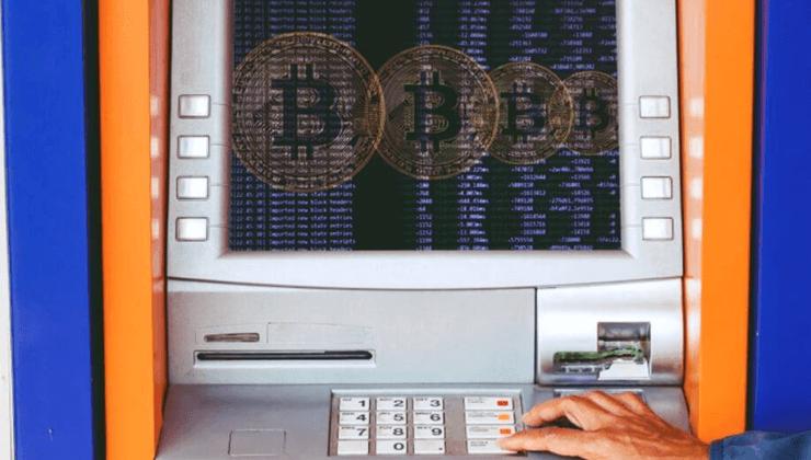 Kripto ATM sayısında büyük artış