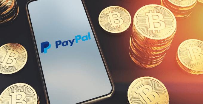 PayPal kripto para işlem limitini artırdı