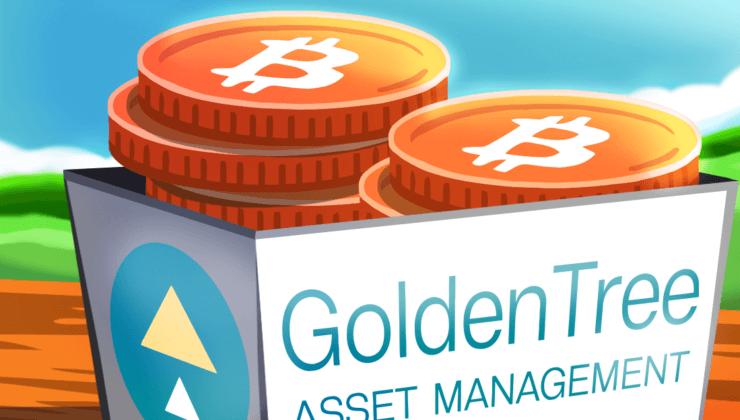 İddiaya göre: GoldenTree varlık yönetim şirketi, Bitcoin'e yatırım yaptı