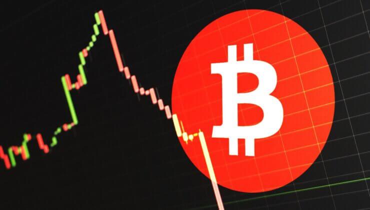 Bitcoin fiyatındaki ani çakılmanın ardında türev yatırımcıları olabilir