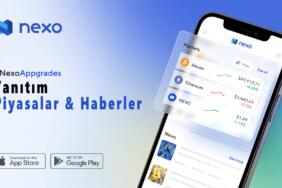 nexo uygulama gelişimleri